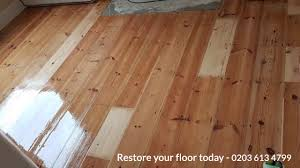 Sealing Laminate Flooring Replacing Repairing Sanding U0026 Sealing Two Tired Floors Youtube