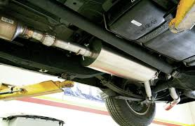 nissan frontier exhaust system 2014 chevrolet silverado performance part 1