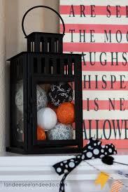 halloween mantel using photos landeelu com