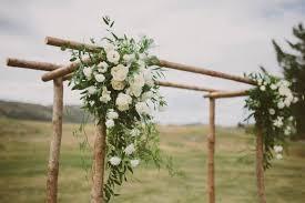 wedding arch hire queenstown wooden arch by queenstown wedding hire queenstown wedding