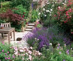 English Flower Garden Design Charm English Garden Design Gallery