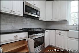 white subway tile kitchen backsplash white subway tile backsplash ideas kitchen design trends