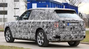 rolls royce cullinan new spy images motor1 com photos