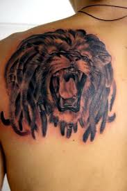 lion crown tattoo pictures gallery tattoomagz