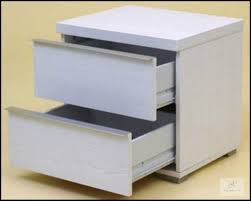 Small White Storage Cabinet by White Bedside Table Wooden Commode Bedroom Furniture Nightstand