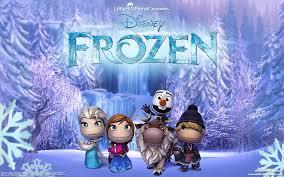 disney u0027s frozen littlebigplanet gamespot