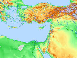 Blank Map Of Mediterranean by Free Bible Images Maps Of Ancient Mesopotamia Babylon And