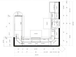 island kitchen plan u shaped kitchen with island floor plan large size of u shaped