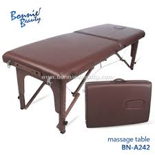 used portable massage table for sale light spa used folding portable massage table for beauty shop bn
