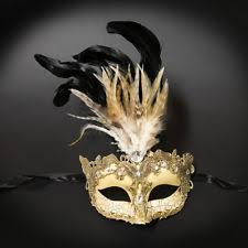 mardi gras mask with feathers costume masks and eye masks in brand masquerade material resin