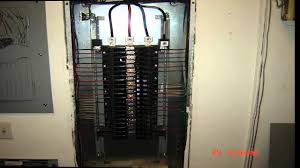 electrical wiring 3 phase panel detail youtube