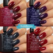 best 20 cnd shellac colors winter ideas on pinterest shellac