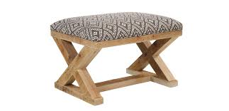 cate upholstered ottoman brownstone upholstery
