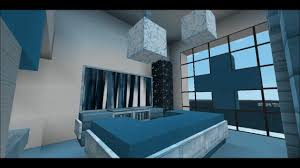 minecraft 2 modern bedroom designs youtube