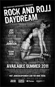 rock and roll daydream pop music poster classic retro vintage
