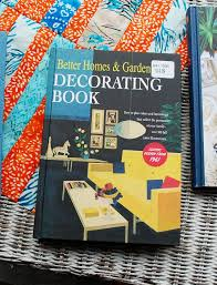 better homes and gardens decorating book urban folk style blue nickel studios book club mid century modern