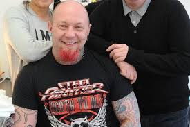 wishaw man hosts scottish tattoo convention at edinburgh corn