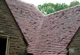 Flat Tile Roof Pictures by Flat Roof Tile Clay Antique Ludowici