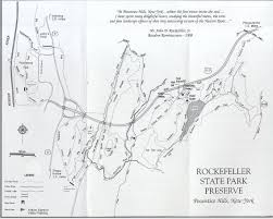 Road Map Of Ny State by Rockefeller State Park