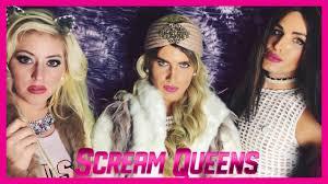 my scream queens costume youtube
