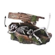 sunken ship aquarium decoration aquarium items