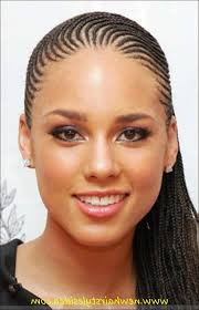 hairstlye of straight back new different straight back braided alicia alicia keys hairstyles
