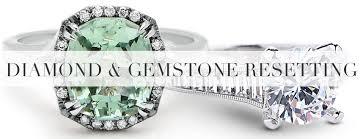 rings gemstones diamonds images Resetting diamonds gemstones jewelry resetting nyc jpg
