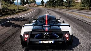 pagani zonda gold need for speed pursuit pagani zonda cinque test drive