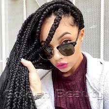 aliexpress com buy golden beauty classical black 3x box braids