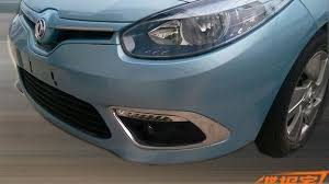 china spec renault fluence z e spied without camouflage motor1