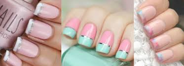 hiphop4her nails poppin u0027 cotton candy nail themes fmnails pics