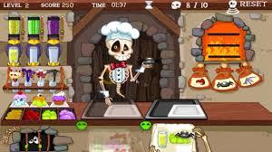 halloween online games episode creepy cooking horror games