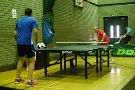 Stretching Table by Tournament Review Part 2 Burnham Table Tennis League
