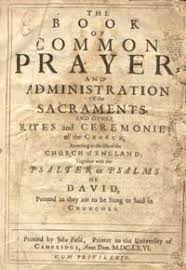 the 1689 proposed book of common prayer
