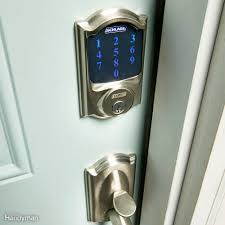 Overhead Door Keyless Entry All About Smart Door Locks Keyless Entry Bluetooth And More