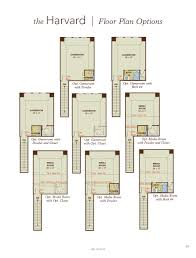 Regent Homes Floor Plans by Harvard Home Plan By Gehan Homes In Regent Park