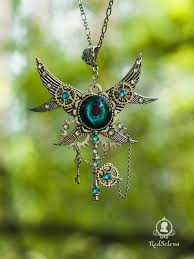 gothic steampunk necklace images 52 best fantasy gothic steampunk jewelry images jpg