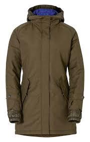 designer unterw sche odlo parka jackets casual camou green indigo s