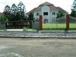 Bio Di Bandung the building bio farma bandung