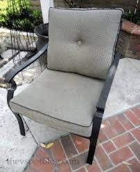 patio furniture without cushions foter