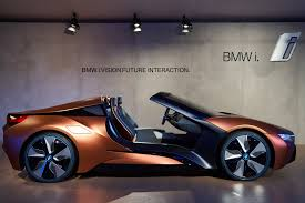 bmw i8 to lose it u0027s roof and wing mirrors