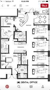 floor plan hospital pin by dorothy trubish on floor plans pinterest dental office