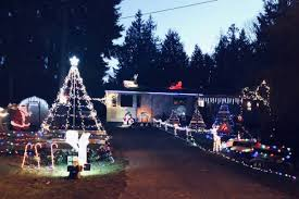 va beach christmas lights map christmas light displays to check out in parksville qualicum