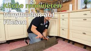 küche demontieren fußboden erneuern ohne küchen ausbau