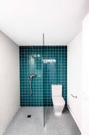 Teal Bathroom Pictures by Subway Tile Alternatives You U0027ll Love For Your Bathroom Nonagon Style