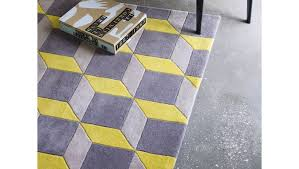 Gray And Yellow Bathroom Rugs Rugs Unforeseen Small Yellow And Grey Rug Extraordinary Small