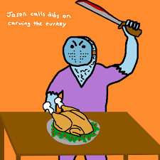 friday the 13th strikes thanksgiving