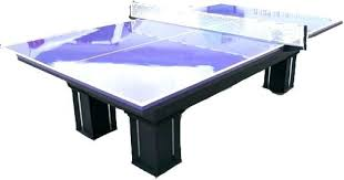 best table tennis conversion top ping pong pool table topper cherrywoodcustom me