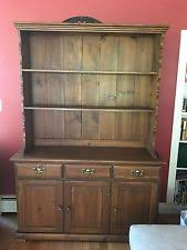 Kitchen Furniture Hutch Kitchen Hutch Ebay