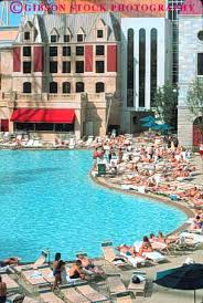 people swimming pool new york new york hotel las vegas nevada